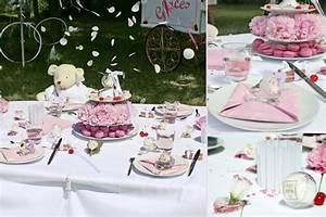 Deco Table Bapteme Fille : o acheter sa d coration de baby shower bapt me ou d 39 anniversaire pas cher ~ Preciouscoupons.com Idées de Décoration