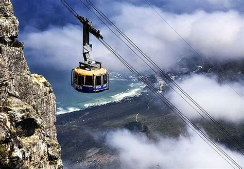 table mountain cable car 10 aerial trams with unmatchable views table mountain