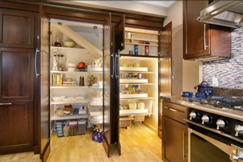 cool kitchen remodel ideas 47 cool kitchen pantry design ideas shelterness