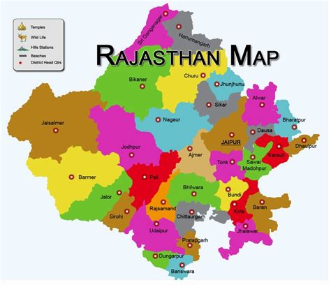 state map  rajasthan driverlayer search engine