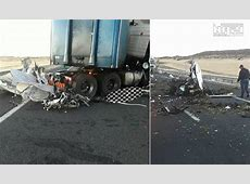 FATAL Crash on the N1 approx 70km outside Bloemfontein