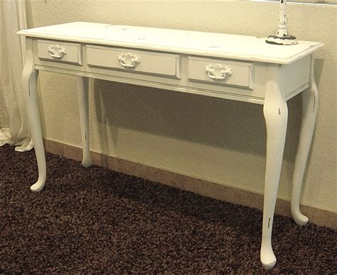 shabby chic entry table the backyard boutique by five to nine furnishings shabby