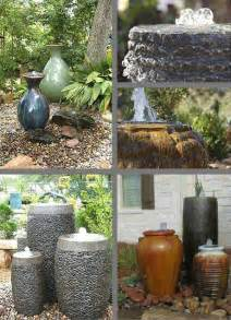 Tabletop Rock Garden by 25 Diy Water Features Will Bring Tranquility Amp Relaxation