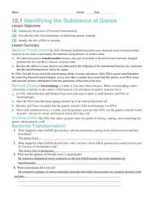 Dna Base Pairing Worksheet Answers Chapter12 Packet