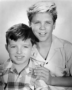 Leave It to Beaver Jerry Mathers Tony Dow Poster or Photo ...