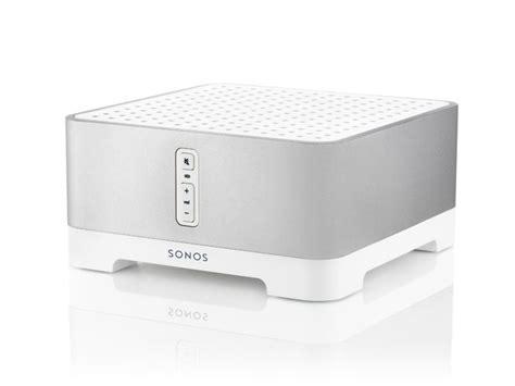 sonos connect amp wireless speaker system bss light