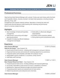 resume objective statement for career change best hospitality resume templates sles writing resume sle writing resume sle