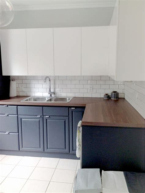 benjamin moore kitchen paint kitchen after ikea appalad upper cabinets owl grey