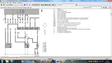 vw t5 starter motor fuse impremedia net