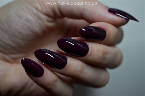 Top 25 Mysterious Dark Purple Nails