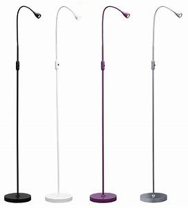 led skinny minimalist reading lamp With floor standing reading lamp uk