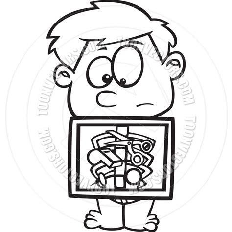 shoo clipart black and white x clipart
