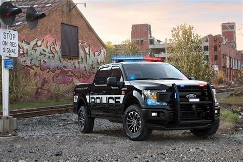 All-new Ford® F-150 Police Responder Police Truck