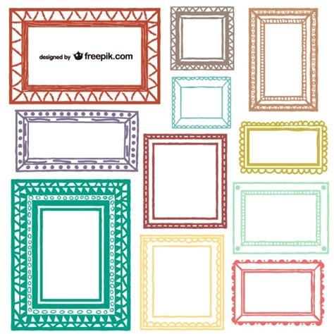 cornici d arte cornici d arte vettoriale scaricare vettori gratis