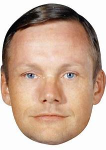 Neil Armstrong Mask - Mask Junction