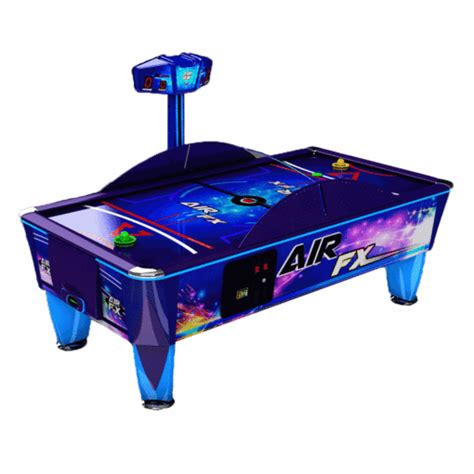 ice air fx air hockey table  coin op parts