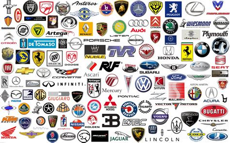 Foreign Car Logos Car Wallpaper