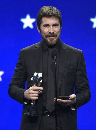 Christian Bale Claire Foy Among British Winners