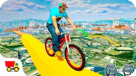Tricky Bmx Bike Stunt Rider 2018