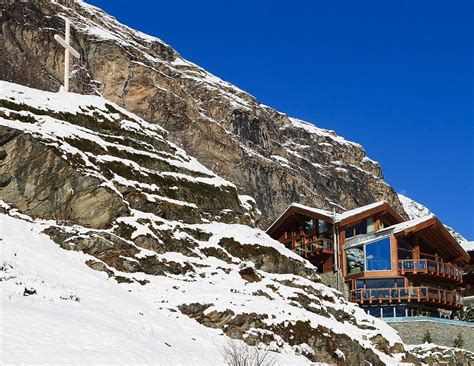luxury 5 chalet boutique hotel in swiss alps most beautiful houses in the world