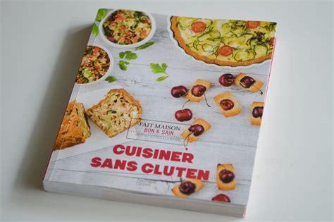 cuisiner sans four livre cuisiner sans gluten de clem concours