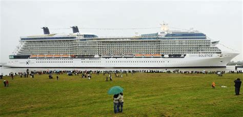 Biggest Paper Boat In The World by World S Largest Cruise Ship Solstice Class Artistic Things
