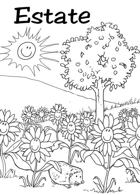 spiaggia disegni estate colorati immagini estate da colorare spiaggia disegni da colorare