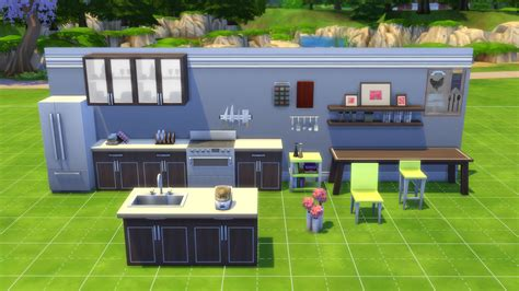 Cool Sims 3 Kitchen Ideas by The Sims 4 Cool Kitchen Stuff Free Simsqueen