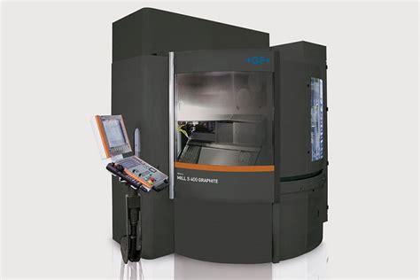 mikron hsm  graphite  original high speed graphite machining solution
