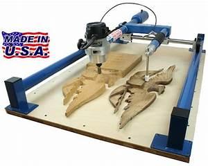 Gemini Wood Carver Duplicator - The Carving Duplicator