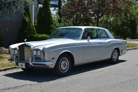 Rolls Royce Corniche 1972 1972 Rolls Royce Corniche