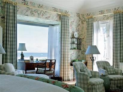 Bedroom Master Country Floral Hgtv Bedrooms Garden
