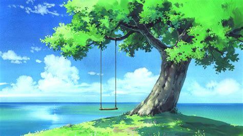 Anime Landscape Wallpaper  Wallpaper Studio 10  Tens Of