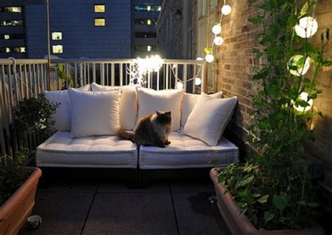 cozy decorating ideas for small apartment patios storage
