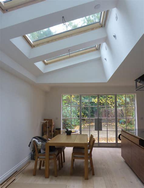 ground floor kitchen extension extension loft tw10 architects 4104