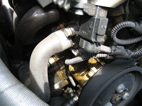 bmw e46 nockenwellensensor n42 003 n42 undicht ventildeckeldichtung kettenspanner nockenwellensensor brauche rat