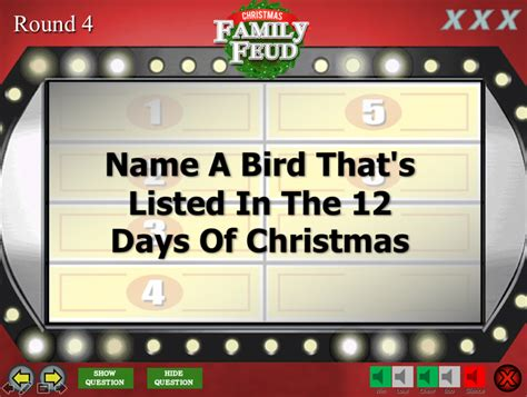 Family Feud Customizable Template by Family Feud Powerpoint Template Image Collections