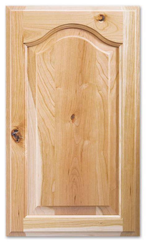 kitchen cabinet doors unfinished rustic cherry unfinished cabinet door arch raised panel 5363
