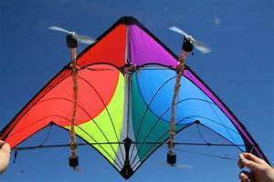 Kite With Wind