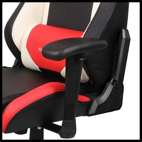 dxracer df61nwr pyramat gaming chair office chair esports black white and chairs