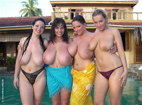 Boob Squad Group Of Nude Girls Sorted By Position