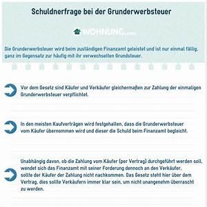 Grunderwerbsteuer Bei Eigentumswohnung : grunderwerbsteuer definition und kosten ~ Lizthompson.info Haus und Dekorationen