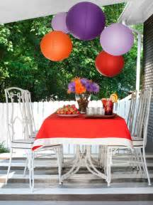 Image of: Outdoor Party Decorating Idea Food Network Summer Party Ideas Menus Decorations Theme Considerations On Choosing The Safest Carport Designs