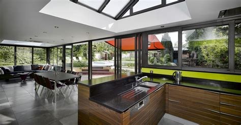 cuisine avec veranda davaus modele cuisine dans veranda avec des idées