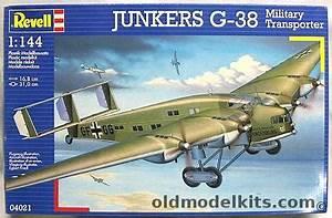Junkers G 38 : revell 1 144 junkers g 38 transport 04021 ~ Orissabook.com Haus und Dekorationen