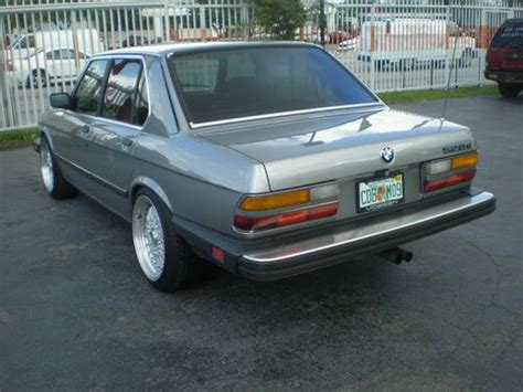 Bmw Usa Phone Number by Purchase New Bmw E28 In Miami Florida United States For