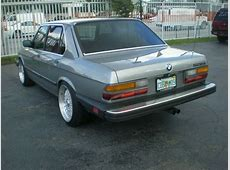 Purchase new BMW E28 in Miami, Florida, United States, for