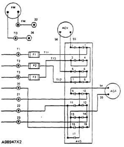 3 phase rotary switch wiring diagram somurich