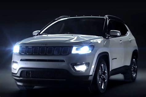 jeep compass india debut  april  autocar india