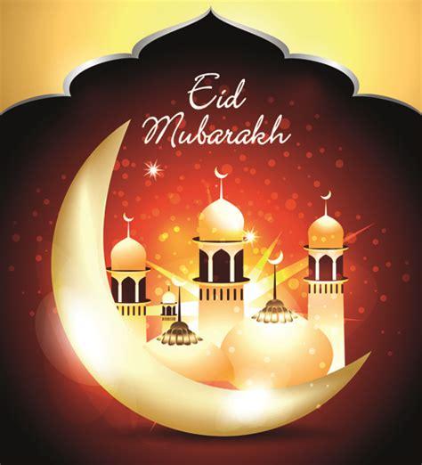 eid mubarak  vector    vector